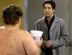 Росс и голый мужик